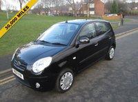 2011 KIA PICANTO 1.1 DOMINO 5d 64 BHP £3499.00