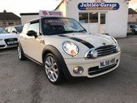 2008 MINI HATCH COOPER 1.6 COOPER D 3d 108 BHP £SOLD