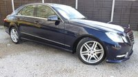 USED 2012 62 MERCEDES-BENZ E CLASS 2.1 E220 CDI BLUEEFFICIENCY S/S SPORT 4dr AUTO Great Spec, Full Mercedes SH