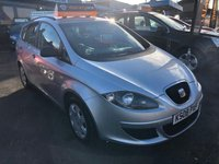 2008 SEAT ALTEA XL 1.6 REFERENCE 5d 102 BHP £2795.00