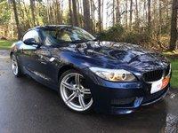 2012 BMW Z4 2.0 Z4 SDRIVE20I M SPORT ROADSTER 2d AUTO 181 BHP £15495.00
