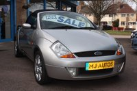 USED 2004 04 FORD STREET KA 1.6 WINTER EDITION 94 BHP NEAT CONVERTIBLE | PART EXCHANGE TO CLEAR