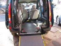 2006 RENAULT KANGOO 1.6 AUTO Gowring's Mobility WAV Wheelchair Ramp Access. £SOLD