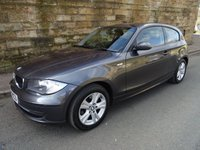 USED 2007 57 BMW 1 SERIES 2.0 118I SE 3d AUTO 141 BHP