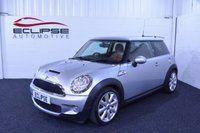 2008 MINI HATCH COOPER 1.6 COOPER S 3d AUTO 172 BHP £SOLD