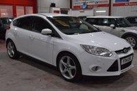 USED 2014 14 FORD FOCUS 2.0 TITANIUM X TDCI 5d AUTO 161 BHP