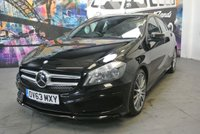 2013 MERCEDES-BENZ A CLASS 1.8 A200 CDI BLUEEFFICIENCY AMG SPORT 5d 136 BHP £13494.00