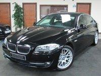 2011 BMW 5 SERIES 2.0 520D SE 4d AUTO 181 BHP £10750.00