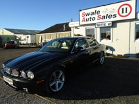 2008 JAGUAR XJ 2.7 V6 SOVEREIGN 4d AUTO 204 BHP £10495.00