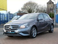 "USED 2012 MERCEDES-BENZ A CLASS 1.5 A180 CDI BLUEEFFICIENCY SPORT 5d  £20 ROAD TAX ~ FULL MERC HISTORY ~ 17"" ALLOYS ~ AIR CONDITIONING ~ BLUETOOTH ~ CRUISE CONTROL"