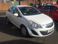 USED 2011 11 VAUXHALL CORSA 1.2 EXCLUSIV AC CDTI ECOFLEX S/S 3d 93 BHP WITH AIR CONDITIONING,..EXCELLENT FUEL ECONOMY!..LOW CO2 EMISSIONS(87G/KM)..£0 ROAD TAX...FULL HISTORY....ONLY 14411 MILES FROM NEW!!