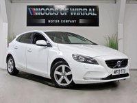 2013 VOLVO V40 2.0 D3 SE NAV 5d AUTO 148 BHP £9480.00