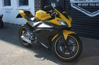 USED 2008 08 YAMAHA YZF R125 Yellow***P/X BARGAIN***