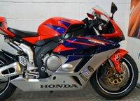 USED 2006 55 HONDA CBR 1000 RR -5 FIREBLADE