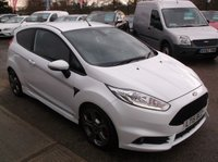 USED 2015 15 FORD FIESTA 1.6 ST-3 3d 180 BHP **Economical  -  Great Spec - Service history - Excellent car -  Sat nav - Bluetooth - Drives superbly**