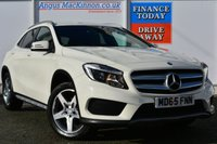 USED 2015 65 MERCEDES-BENZ GLA-CLASS 2.1 GLA 200 D AMG LINE 5d 134 BHP ONE REGISTERED KEEPER