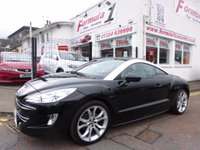 USED 2011 11 PEUGEOT RCZ 1.6 THP GT 2dr LOW MILEAGE. JUST IN STOCK