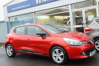 USED 2016 16 RENAULT CLIO 1.2i DYNAMIQUE (NAV) 5dr