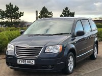 2009 CHRYSLER GRAND VOYAGER 2.8 CRD TOURING 5d AUTO 161 BHP £6295.00