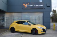 USED 2011 60 RENAULT MEGANE 2.0 RENAULTSPORT 16V 3d 285 BHP FULL LEATHER RECAROS. CUP CHASSIS, RENAULTSPORT MONITOR, FULL SERVICE HISTORY INC CAMBELT CHANGE
