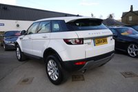 USED 2014 64 LAND ROVER RANGE ROVER EVOQUE 2.2 ED4 PURE TECH 5d 150 BHP TECH PACK NAVIGATION & LEATHER