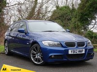 USED 2012 12 BMW 3 SERIES 2.0 318D SPORT PLUS EDITION TOURING 5d AUTO  ****NATIONWIDE DELIVERY AVAILABLE****