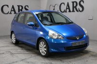 USED 2007 07 HONDA JAZZ 1.3 DSI SE 5d 82 BHP AIR CONDITIONING SERVICE HISTORY 16 INCH ALLOY WHEELS