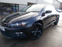 USED 2012 12 VOLKSWAGEN SCIROCCO 2.0 GT TDI BLUEMOTION TECHNOLOGY 2d 140 BHP Excellent Condition, Superb Diesel Coupe, No Fee Finance, No Deposit Necessary