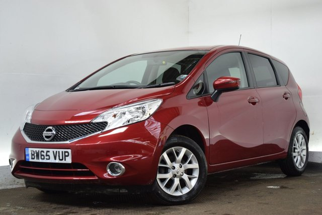Used Nissan Note Cannock, Nissan dealer Cannock