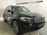 USED 2014 BMW X5 3.0 XDRIVE40D M SPORT 5d AUTO 309 BHP *** PANORAMIC ROOF ***