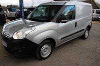 2013 VAUXHALL COMBO 1.2 2000 L1H1 CDTI S/S ECOFLEX 1d 90 BHP VAN £3995.00