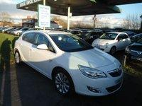 2011 VAUXHALL ASTRA 1.6 ELITE 5d 113 BHP £5995.00