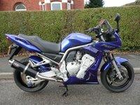 2002 YAMAHA FZS 1000 FAZER £2995.00
