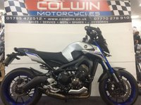 USED 2016 16 YAMAHA MT-09 847cc MT - 09 STREET RALLY ABS 4,900 MILES WITH FSH!!!