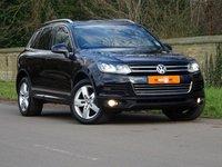 2011 VOLKSWAGEN TOUAREG 3.0 V6 ALTITUDE TDI BLUEMOTION TECHNOLOGY 5d AUTO £14750.00