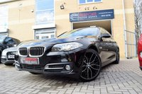USED 2014 64 BMW 5 SERIES 520D SE SALOON 2.0D SE AUTOMATIC