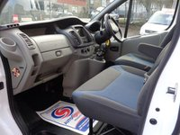 USED 2014 64 RENAULT TRAFIC 2.0 SL29 DCI S/R P/V 1d 115 BHP