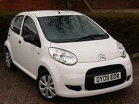2009 CITROEN C1 1.0 SPLASH 5d 68 BHP £2990.00