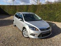 2010 FORD FOCUS 1.6 ZETEC S S/S 5d 113 BHP £5695.00