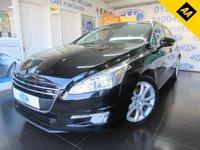 2012 PEUGEOT 508 1.6 E-HDI SW ALLURE 5d AUTO 115 BHP £6695.00
