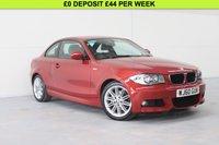 2010 BMW 1 SERIES 2.0 120D M SPORT 2d 175 BHP £SOLD