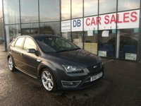 USED 2007 07 FORD FOCUS 2.5 ST-2 5d 225 BHP £0 DEPOSIT, DRIVE AWAY TODAY!!