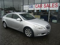 USED 2010 10 VAUXHALL INSIGNIA 2.0 SRI CDTI 5d AUTO 157 BHP FREE 6 MONTHS RAC WARRANTY AND FREE 12 MONTHS RAC BREAKDOWN COVER