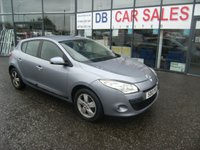 USED 2010 10 RENAULT MEGANE 1.6 DYNAMIQUE VVT 5d 110 BHP £0 DEPOSIT, DRIVE AWAY TODAY!!