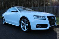 2009 AUDI A5 2.0 TDI S LINE SPECIAL EDITION 2d 168 BHP £10750.00
