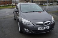 USED 2012 12 VAUXHALL ASTRA 1.6 EXCITE 5d 113 BHP BE QUICK FOR THIS ONE