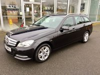 2013 MERCEDES-BENZ C CLASS 2.1 C220 CDI BLUEEFFICIENCY EXECUTIVE SE 5R ESTATE 168 BHP £11480.00