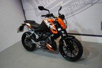 2015 KTM 125 DUKE 15 125cc 125 DUKE 15  £2740.00