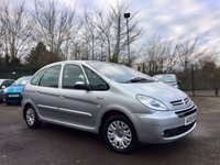 2005 CITROEN XSARA PICASSO 2.0 HDI PICASSO DESIRE 2  5d PART EXCHANGE TO CLEAR £1500.00