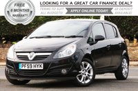 USED 2010 59 VAUXHALL CORSA 1.4 SXI A/C 16V 5d 90 BHP +++ FREE 6 months Autoguard Warranty included in screen price +++